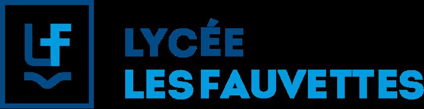 Logo lycée les Fauvettes