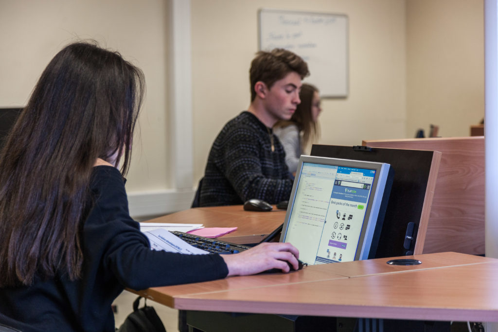 DEs élèves en situation sur les ilots administratifs